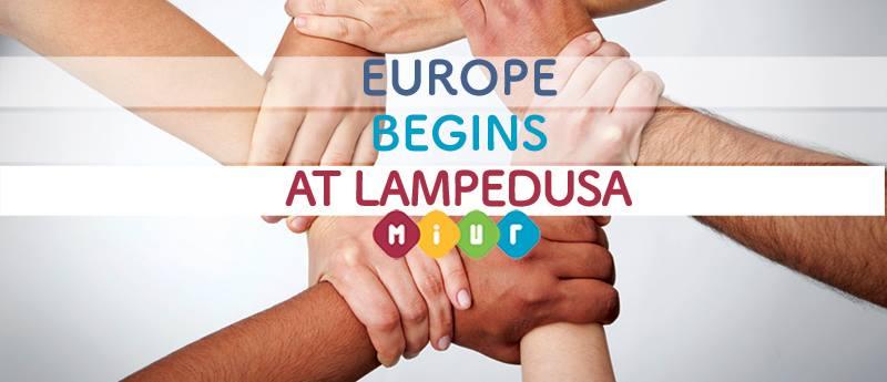 L'Europa Comincia a Lampedusa