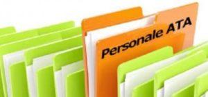 Pubblicazione Graduatorie definitive d'istituto 3^ Fascia personale A.T.A. triennio 2021 – 2023
