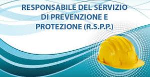 RIAPERTURA BANDO DI GARA PER CONFERIMENTO DI INCARICO DI RESPONSABILE SERVIZIO PREVENZIONE E PROTEZIONE (R.S.P.P.) AI SENSI DEL D.Lgs 09/04/2008 N. 81