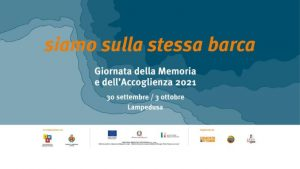 Giornata della Memoria e dell'Accoglienza 2021 –